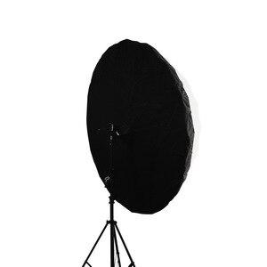Image 3 - Prêt Stock 105cm 41 pouces Flash Speedlite diffuseur Softbox réflecteur parabolique parapluie noir couverture tissu
