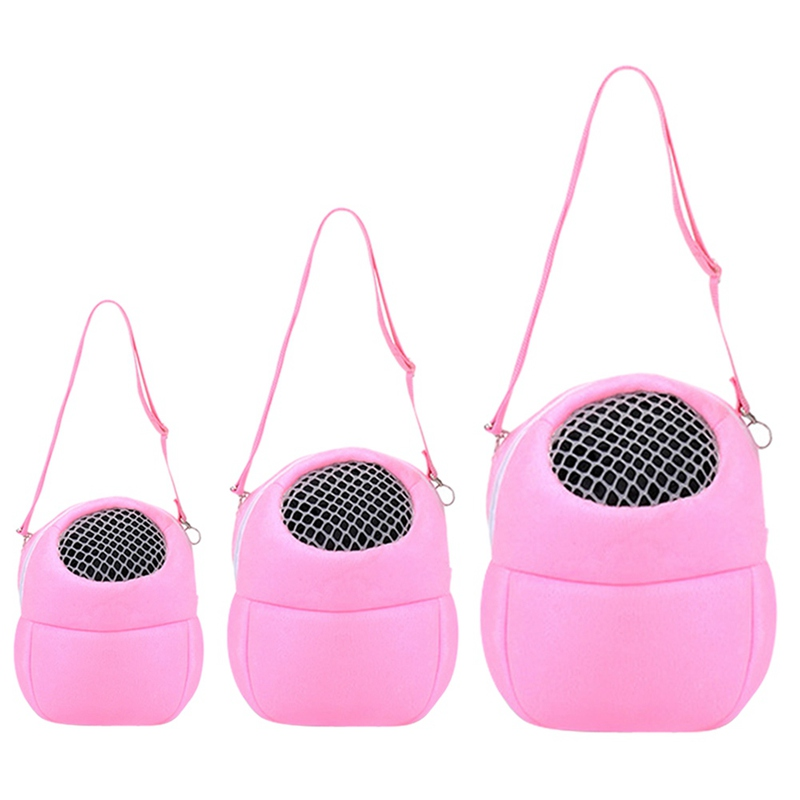 Portable Small Animals Carrier Warm Sleeping Travel Hanging Bag For Pets Rat Hamster Hedgehog Chinchilla Ferret Product Supplies #3