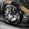 Швейцарские автоматические механические часы, мужские BINGER, спортивные мужские часы, водонепроницаемые наручные часы для плавания, мужские ...