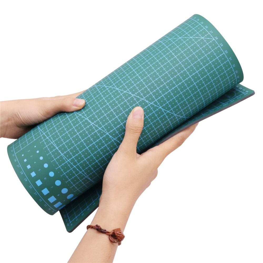 10 Pcs DIY Mouse Pads A3 Cutting Mat Length 450 *Width 300 *Thickness 3mm Arbitrary Bending Can Be Restored Feel Free To Cut