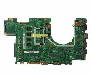 X402CA X502CA материнская плата для ноутбука For Asus X502C X402C F502C F402C материнская плата для ноутбука с 4 g RAM 847/987/1007U тесты 100% ОК