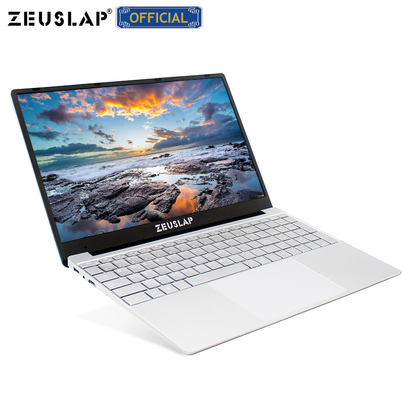 15.6inch 8GB RAM+128GB SSD Intel Core I3-5005U CPU 1920X1080P FHD Dual Band Wifi Bluetooth Ultrathin Laptop Notebook Computer