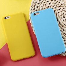 TPU Silicone Case For Xiaomi Redmi Note 6 5 Pro Redmi 6 Pro 6A 5 Plus Frosted Matte Case For Xiaomi Mi8 Lite Mi A2 Lite A1 F1 цена