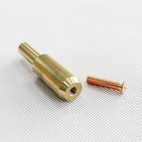M5x25mm Spot welding studs Welding studs holder workshop tools sheet metal tools