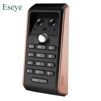 Eseye Biometric Facial Face Recognition System Electronic Face Time Attendance Access Control Device Digital Reader Door Lock