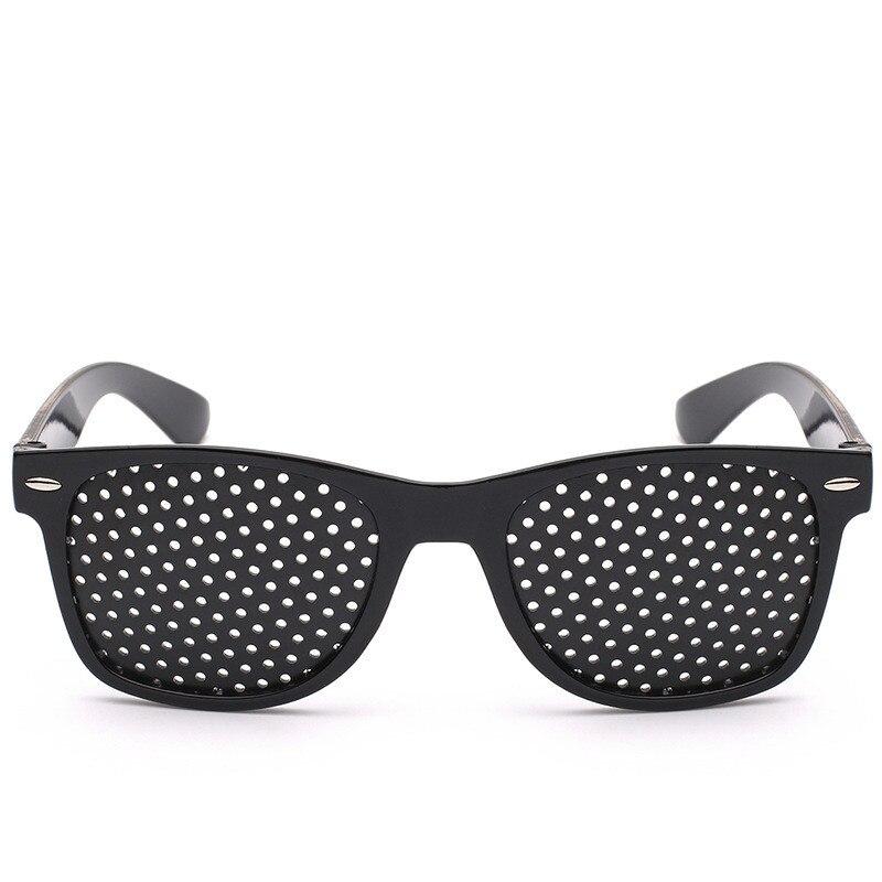 Anti-myopia Pinhole Sunglasses Corrected Visual