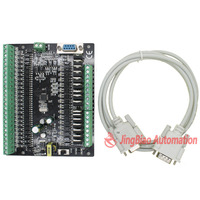FX2N CF2N 40MT RS485 programmable logic controller 24 input 16 Transistors output plc controller automation controls plc system