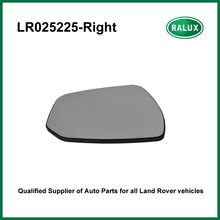 LR025225 auto right back mirror glass with heating function for Range Rover Evoque car mirror sheet heating mirror glass supply