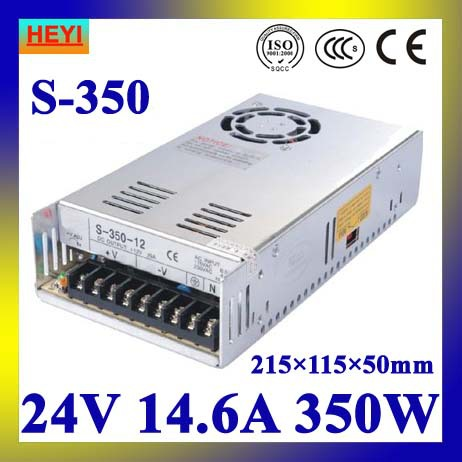 LED power supply  24V 14.6A 100~120V/200~240V AC input single output switching power supply 350W 24V transformer led power supply 24v 25a 100 120v 200 240v ac input single output switching power supply 600w 24v transformer