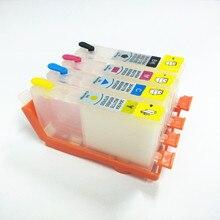 einkshop 934 935 xl Refillable Ink Cartridge Replacement for hp 934xl 935xl OfficeJet Pro 6830 6230 6220 6815 6812 6835 цена в Москве и Питере