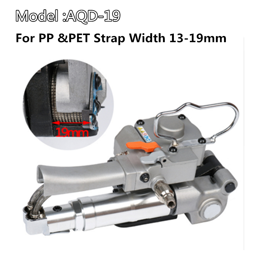 Highest Quality Lowest Price Pneumatic Plastic Strapping Tools strapping machine banders  For Plastic/PET/PET 13-19mm