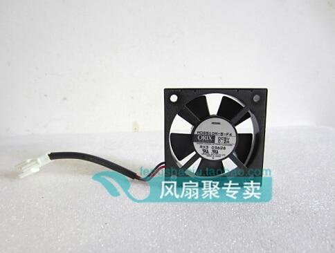 The original ORIX MDS510M-5-F4 5CM 50*50*10mm 5V 0.2A 2 line ball fan orix