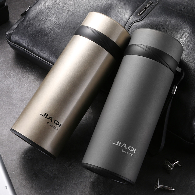 4c2c0fd62a9 Sport Vacuum Flasks Thermoses 600ml Vaccum Cup Thermal Bottle My Water  Bottle Thermos Mug 304 Stainless