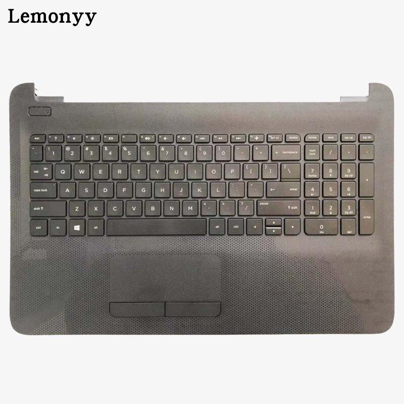 US Laptop toetsenbord Voor hp TPN C125 TPN C126 HQ TRE met zwarte palmrest Bovenste deksel Met touc hp ad-in Vervangende toetsenborden van Computer & Kantoor op AliExpress - 11.11_Dubbel 11Vrijgezellendag 1
