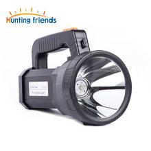 Super Bright Portable Light USB Flashlight 3 Modes LED Lanterna Searchlight Camping Light Built in 6×18650 Rechargeable Batttery