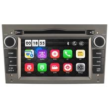 Zwarte Auto Dvd-speler autoradio navi voor Vauxhall Opel Astra H G J Vectra Antara Zafira Corsa Meriva met GPS 3G Wifi