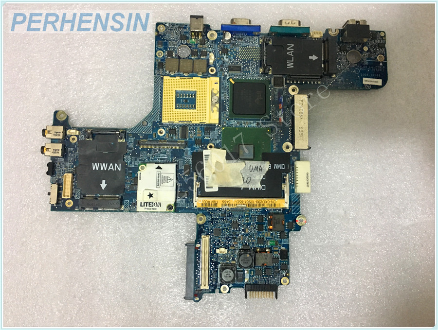 FOR Dell FOR Latitude D620 laptop motherboard LA-2791P XD299 0XD299 CN-0XD299FOR Dell FOR Latitude D620 laptop motherboard LA-2791P XD299 0XD299 CN-0XD299