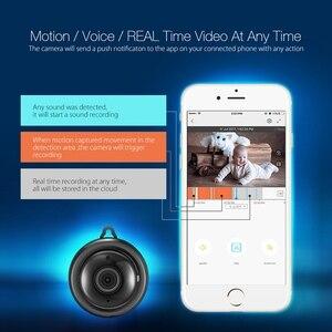 Image 3 - Digoo DG MYQ caméra IP stockage en nuage 720P WIFI Vision nocturne bidirectionnelle Audio sécurité détection de mouvement caméra IP sécurité à la maison
