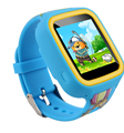 "1.33"" Full 2.5D Q5 GPS Smart Watch Kid Watch MTK6261 Anti-lost smartWatch Kid SOS Emergency with Smartphone App for Android/iOS"