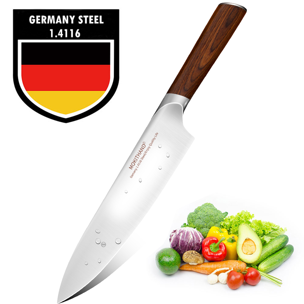 8.0 Chef knife