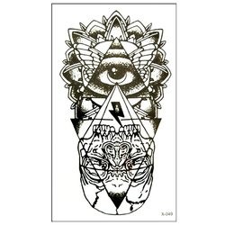 Hot sales temporary tattoo sticker totem tattoo body art waterproof fake tattoo god s eye flash.jpg 250x250