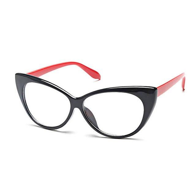 83d7a2a5b6 Women Cat Eye Eyeglasses Frame