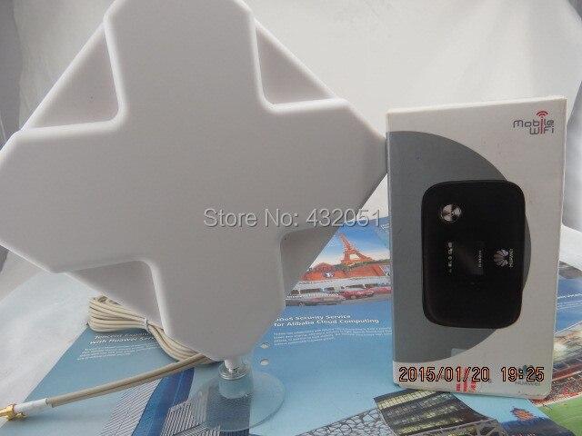 New Huawei E5776 huawei wireless 4g router 4G TS9 35Dbi external Antenna