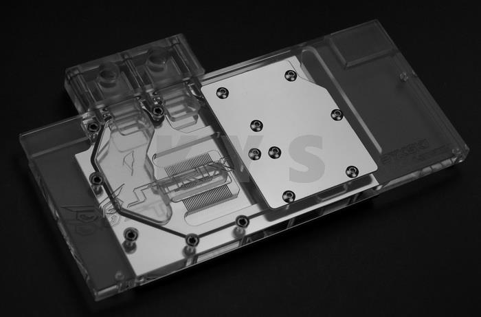 Bykski N-AS98STRIX-X for ASUS STRIX GTX 980-DC2OC-4GD5 VGA Water Cooling Block видеокарта asus игровая strix gtx980 strix gtx980 dc2 4gd5
