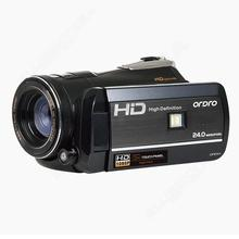 ORDRO HDV-D395 Full HD 1080P 18X 3.0Touch Digital Camera+Wide-angle Lens+Tripod Free shipping