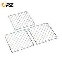 ORZ 3PCS Creative Table Mat Heat-insulated Dish Pot Pad Square Pan Placemat Decorative Dinning Trivet Kitchen Tools