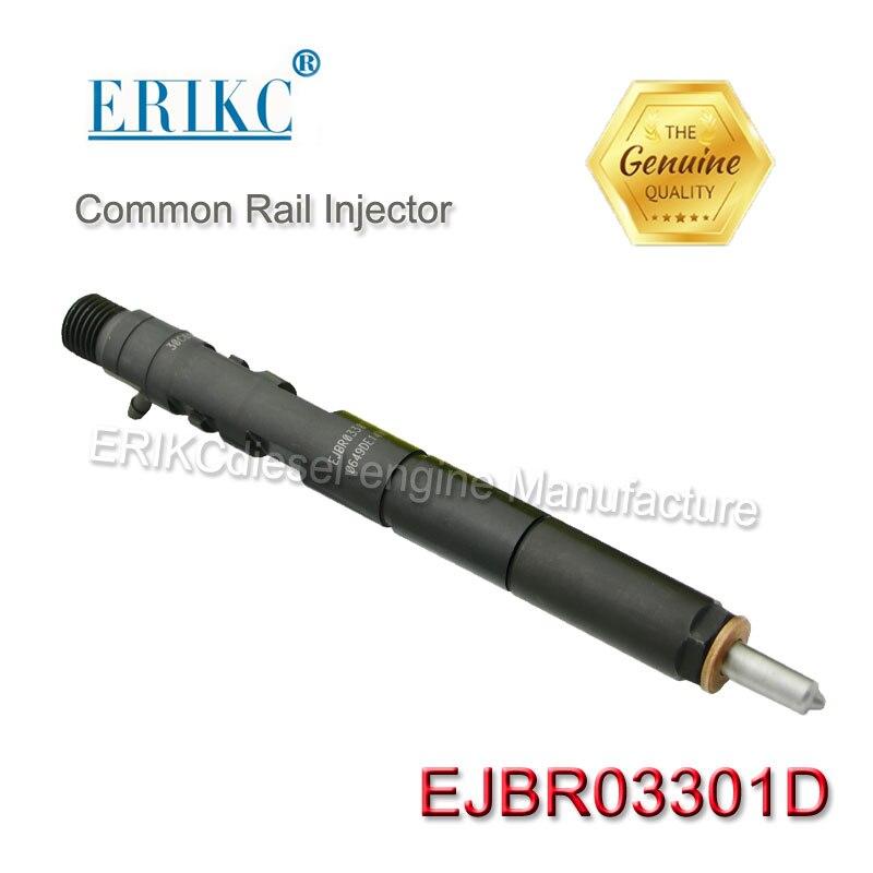ERIKC EJBR03301D incomplete Diesel injector assemble EJBR03301D 1.5 dci Spare Parts injecteur for JMC Transit 2.8L Van (114bhp)