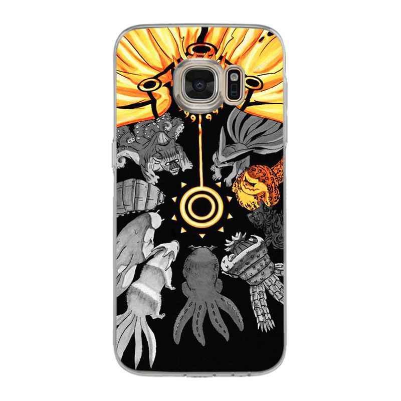 Yinuoda Hokage Naruto Kakashi anime Japonês Popular Caixa do telefone para samsung galaxy S9 plus S7 borda borda mais S5 S6 S8 mais caso