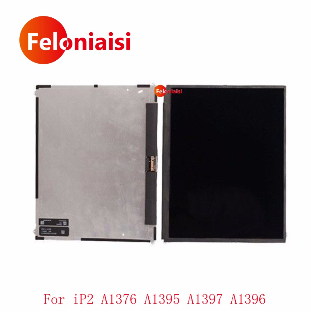 10Pcs/lot DHL EMS High Quality 9.7 For Apple Ipad 2 2nd ipad2 A1376 A1395 A1397 A1396 Lcd Display Screen Free Shipping+Tracking brand new s262dc b32 6pcs set with free dhl ems