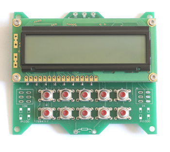 High Performance Resistance Signal Generator Pt100, Pt1000, 1k, 10k Signal Source