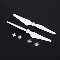 LeadingStar 1 Pair RC Phantom 4 - 9450S Quick Release Propellers Only For RC Phantom 4 drone CW CCW zk30