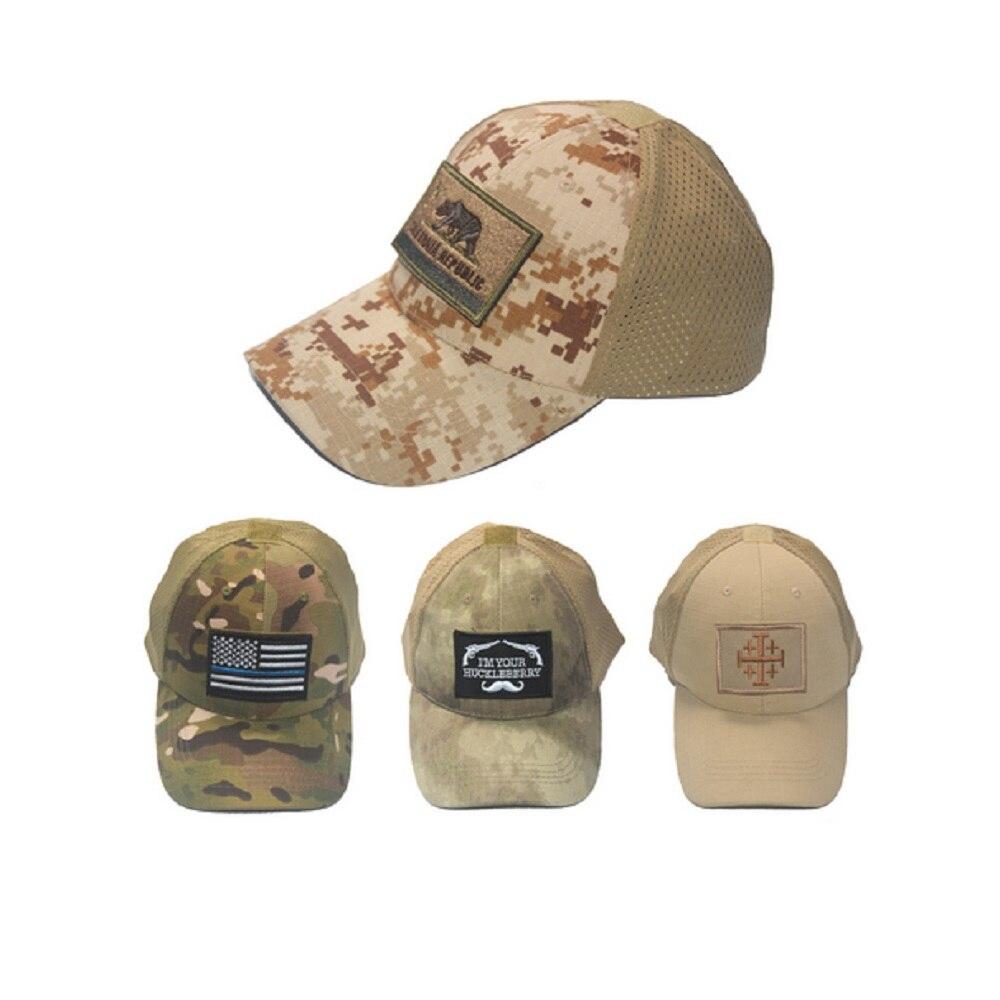 3pcs / lot oboževalcev vojske maskirna kapa očesna dihalna klobuk - Prazniki in zabave - Fotografija 2