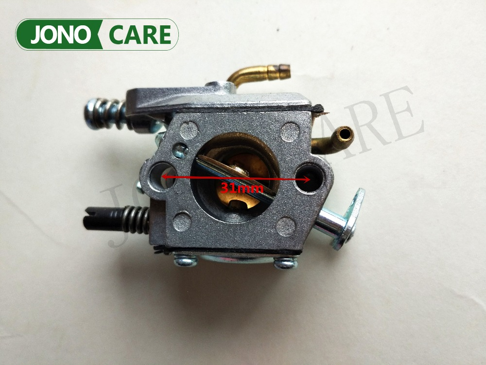 Chainsaw Carburetor Carb. fits 4500/5200/5800 Chinese Chainsaw Spare Parts(Huayi brand) high quality carburetor carb carby for husqvarna partner 350 351 370 371 420 chainsaw poulan spare parts walbro 33 29