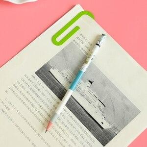 Image 3 - 30 cái/lốc Lớn kim loại kẹp giấy Tập Tin ghi nhớ liên kết Dụng cụ đánh dấu trang sách Văn Phòng Phẩm Tặng Văn Phòng Học tập A6197