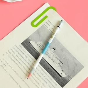 Image 3 - 30 teile/los Große metall papier clip Datei memo bindung werkzeuge lesezeichen für bücher Schreibwaren geschenk Büro Schule liefert A6197