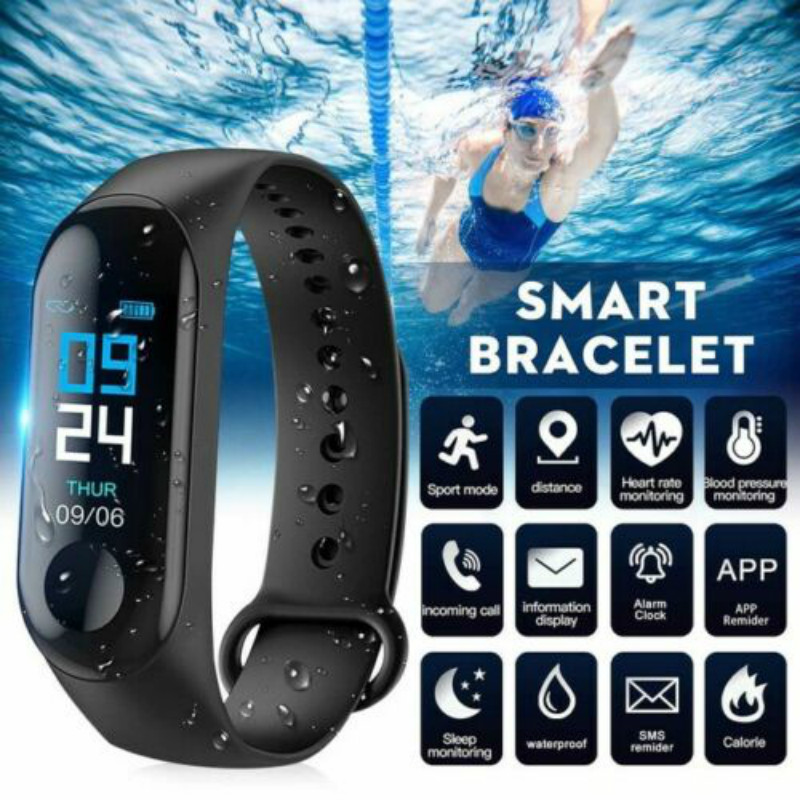 Worldwide delivery m3 smart band watch in NaBaRa Online