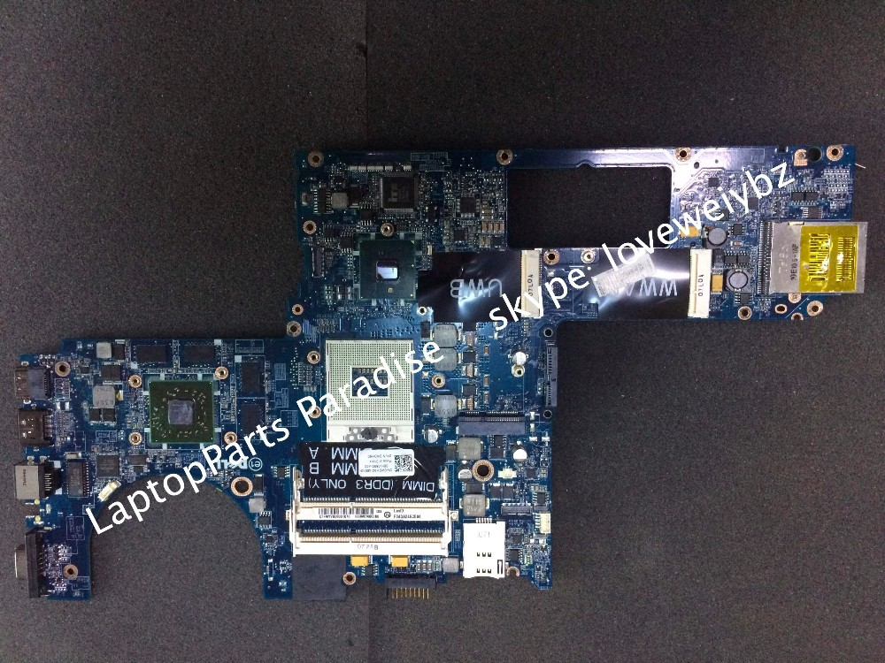 Dell Studio XPS 1645 Series i-Core CPU Motherboard 0WDH9C WDH9C
