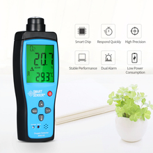 цена на KKMOON Air Quality Monitor Gas Meter O2 Oxygen TEMP Detector Analyzer Handheld Tester Temperature Thermometer