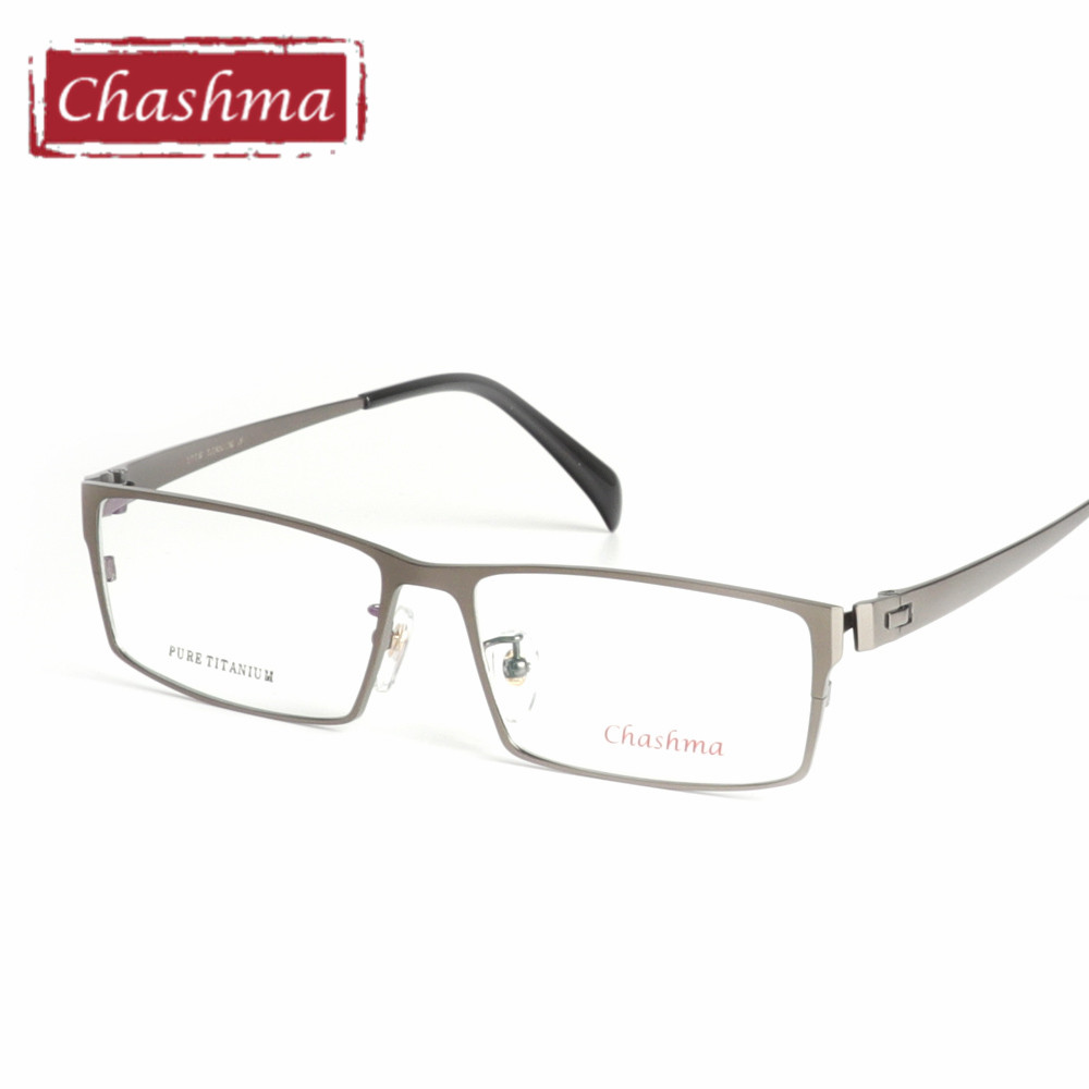 Aliexpress.com : Buy Chashma Gentlemen Pure Titanium ...