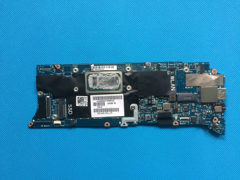For Dell XPS 13 9343 Laptop Motherboard CN-9K8G1 LA-B441P  I7-5500U CPU 8GB Ram