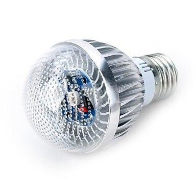 Envío Gratis eventos de E26/E27 5 W integrar LED 200-300 LM/RGB/cambio de Color de globo bombillas CA 85-265 V