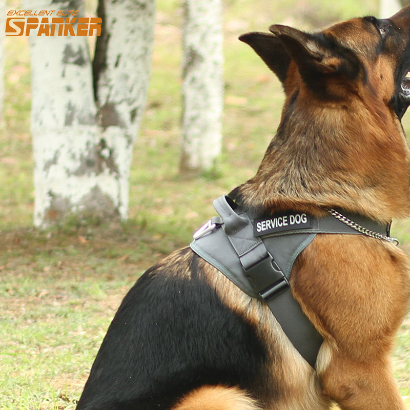 EXCELLENT ELITE SPANKER Brand Outdoor Hunting Training Dog Clothes Tactical Pet Comfort Clothes Military Accessories For Dogs magician style cotton clothes for pet dog black red m