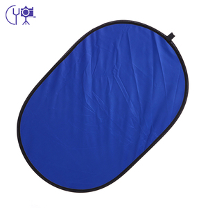 Image 4 - CY Free shipping 90x120cm 7 in 1 Multi Photo Oval Ellipse Collapsible Light Reflector Portable Photography Studio Reflector