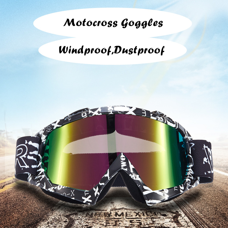 Sports Accessories Cycling Motocross Goggles Glasses Cycling Off Road Helmet Ski Sport For Motorcycle Dirt Bike Racing Goggles Spare No Cost At Any Cost