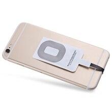 Беспроводное зарядное устройство приемник катушка для iPhone 5 5S 6 6S 6S Plus iPad Mini Smart Qi беспроводной зарядный адаптер коврик