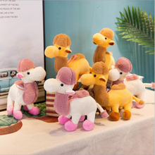 New Style Cute Little Desert Camel Plush Toy Stuffed Animal Soft Doll Toys Children & Kids Birthday Gift